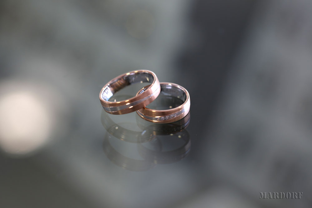 Diamantringe vom Juwelier Tobias Mardorf