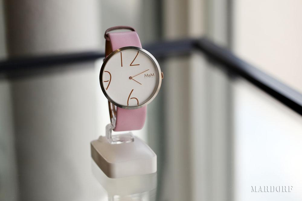 M&M Armbanduhr vom Juwelier Tobias Mardorf in Villingen Schwenningen