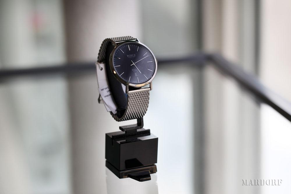 Royce Armbanduhr vom Juwelier Tobias Mardorf