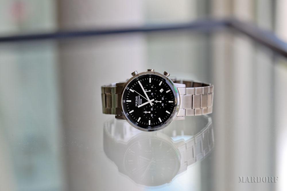 Pulsar Uhr vom Tobias Mardorf in Villingen-Schwenningen