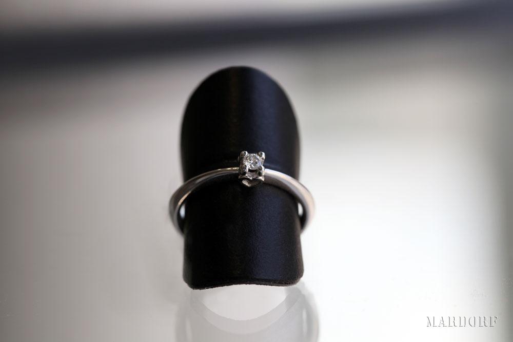 Handgefertigter Diamantschmuck von Tobias Mardorf
